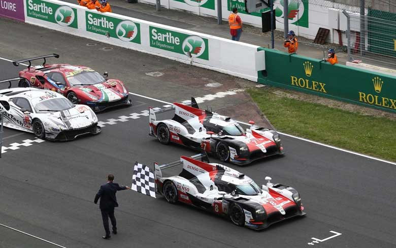 24 Hours Of Le Mans, Le Mans, France