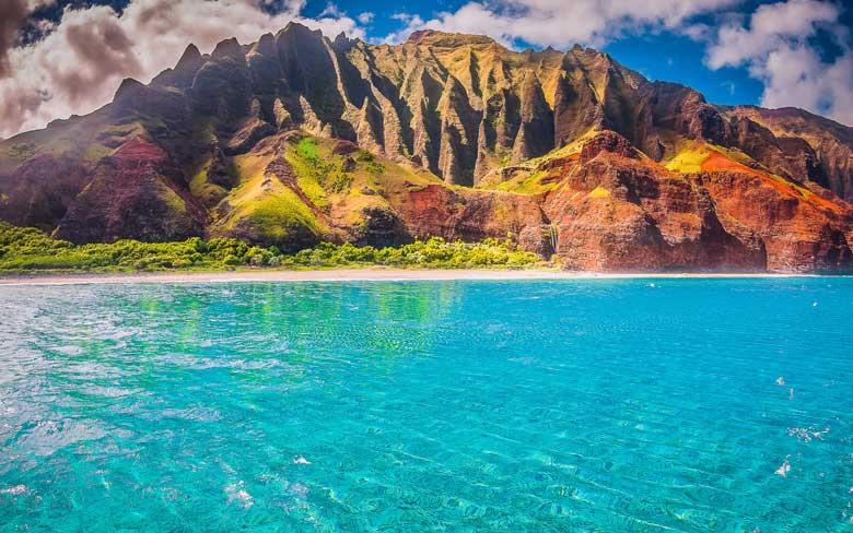 Hanalei Cove, Kauai