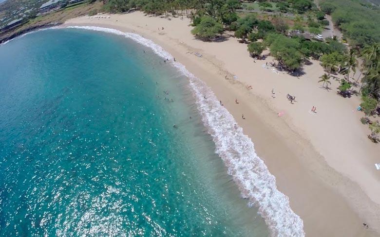 Hulopoe Beach, Lanai