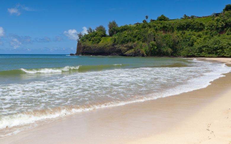 Kalihiwai Beach, Kauai