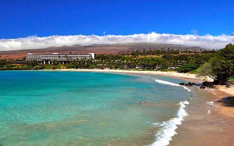 Kauna'oa (Mauna Kea) Beach, Hawaii