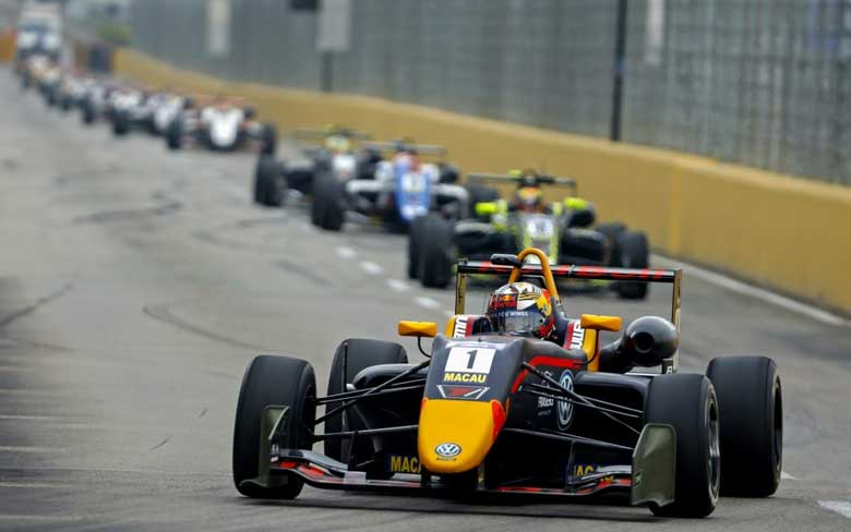 Macau Grand Prix, Macau, China