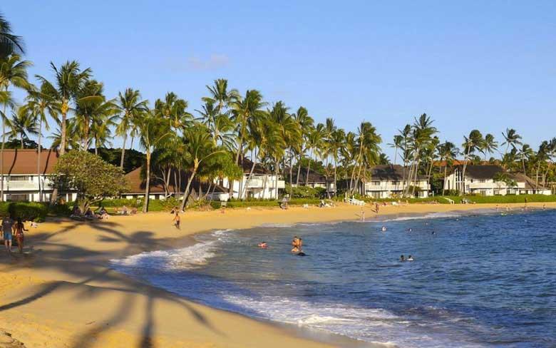 Poipu Beach Stop, Kauai