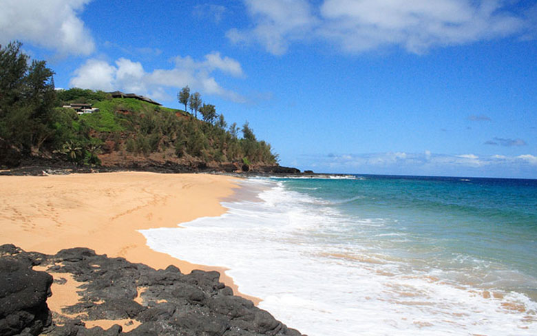 Secret Beach, Kauai