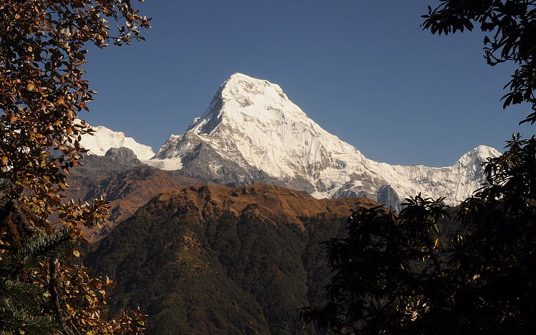 Annapurna in Central Nepal