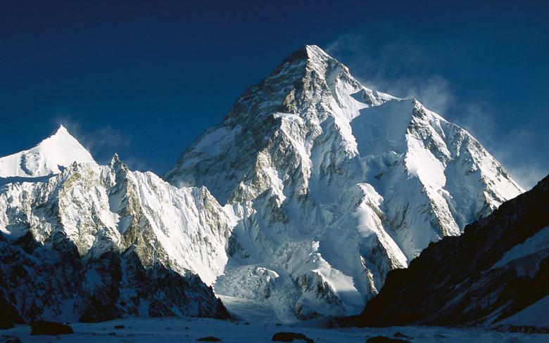 K2, Pakistan-China border