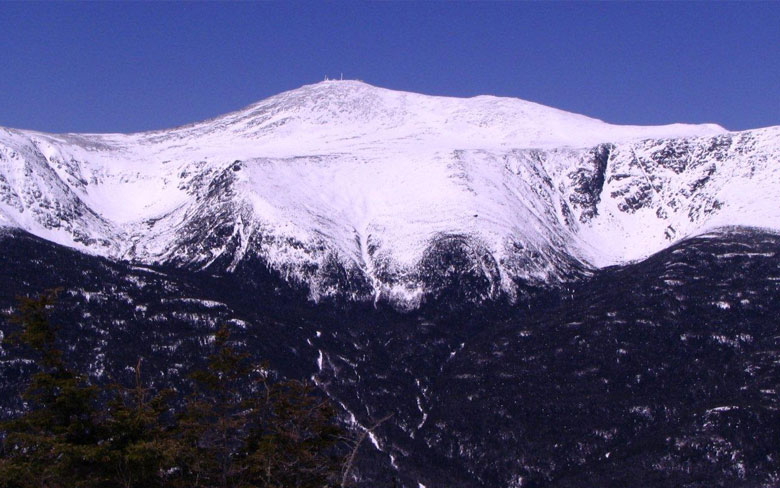 Mt. Washington in New Hampshire