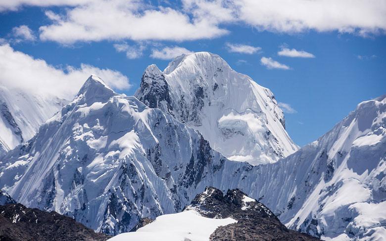 Siula Grande, Huayhuash range of the Peruvian Andes