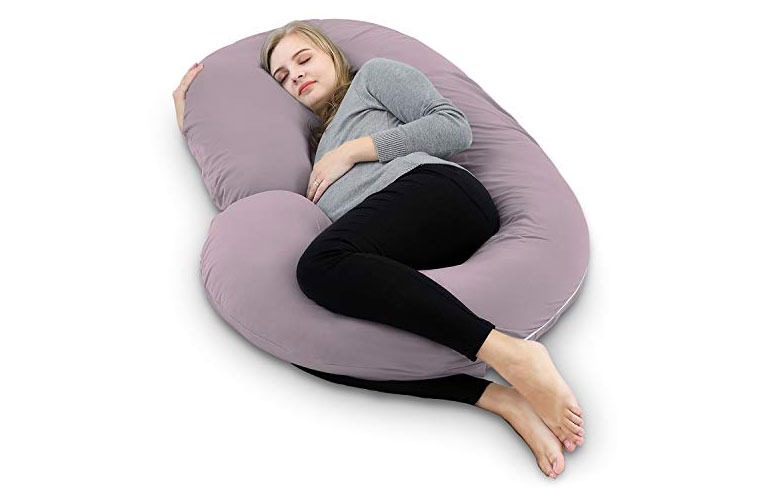 PharMeDoc Full Body C-Shaped Pillow