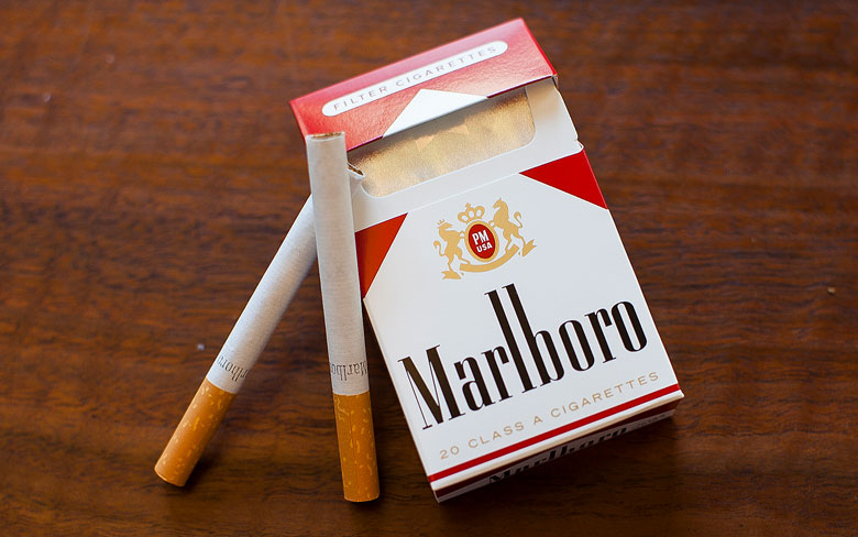 marlboro cigarette brand