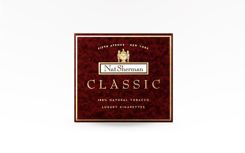 Nat sherman cigarette brand
