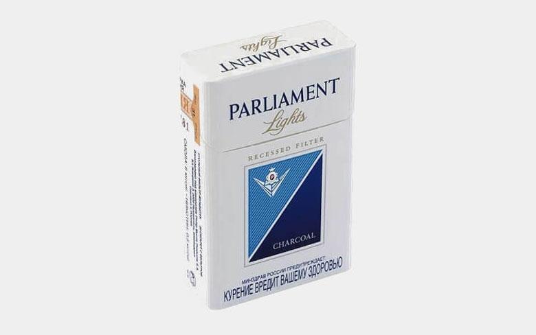 Parliament Cigarette Brand
