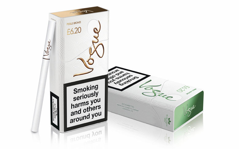 Vogue Cigarettes
