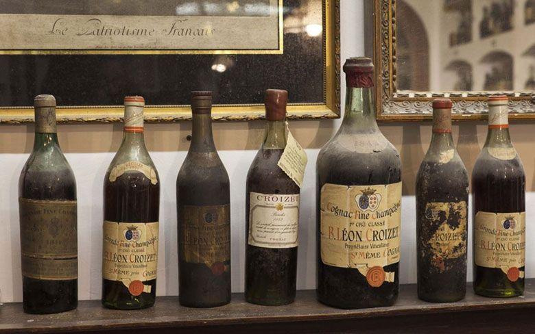 Cognac Brugerolle 1795