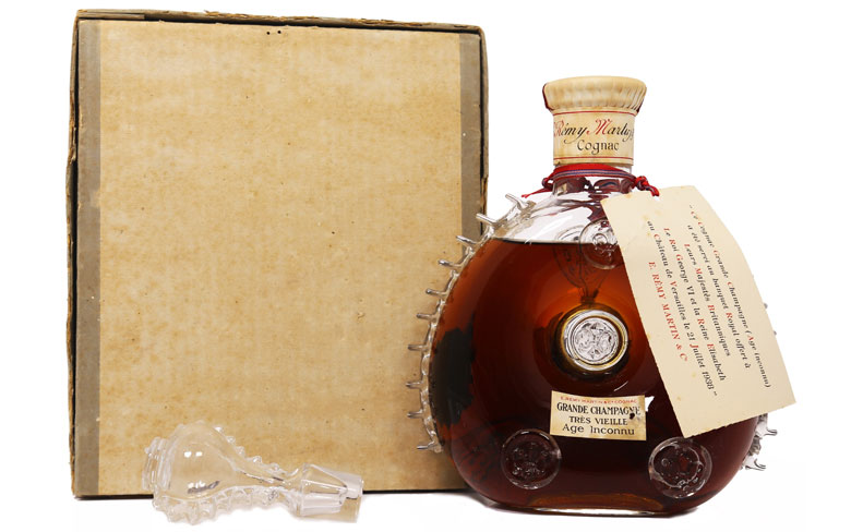 Remy Martin Louis XIII Grande Champagne Tres Vieille Age Inconnu