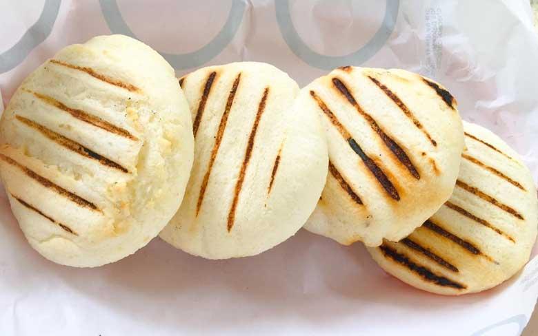 Arepa Bread