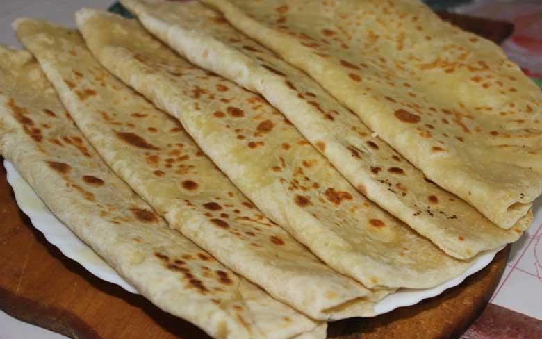 Qistibi Bread