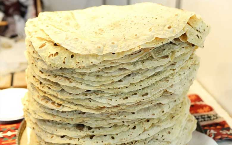 Yufka Bread