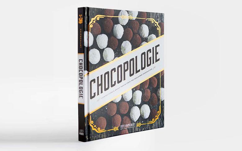 Chocopologie Chocolate Truffle by Fritz Knipschildt