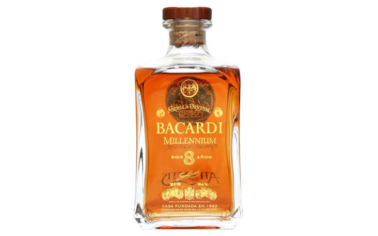 8-year-old Bacardi, Millennium Rum Atlantis Special Edition