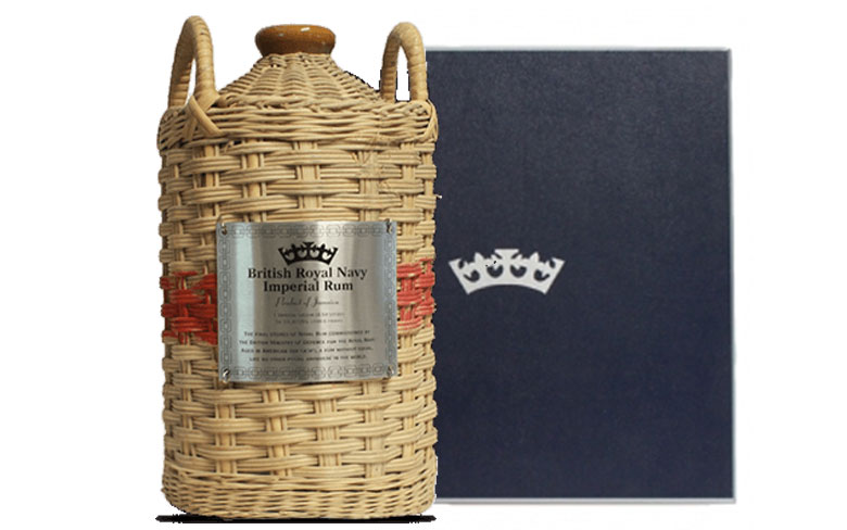 British Royal Navy Imperial Rum