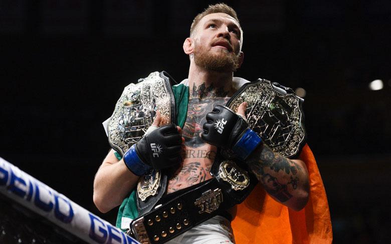 Conor McGregor Achievements