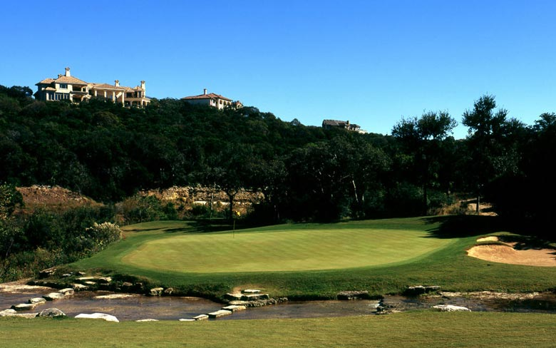 The Barton Creek Fazio Canyons Golf Club