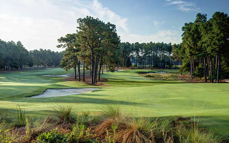 The Pinehurst Course Number 2
