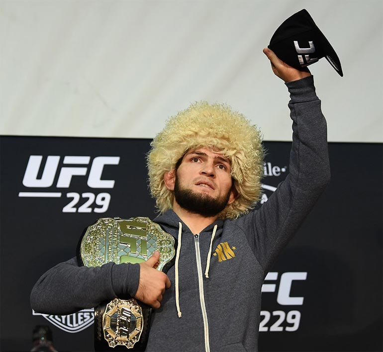 UFC Debut