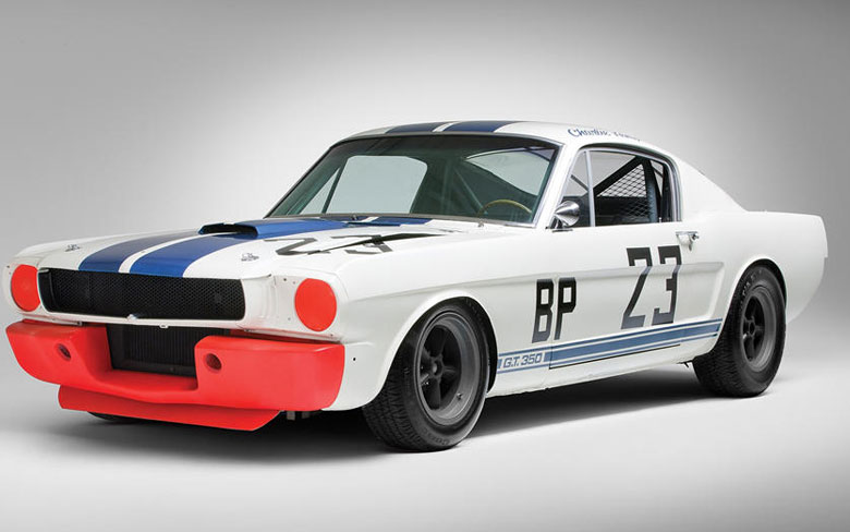 1965 Shelby Mustang GT350 R (Price Tag: $984,500)