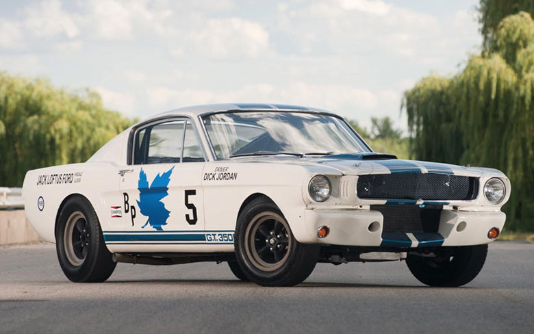 1965 Shelby Mustang GT350 R (Price Tag: $900,000)
