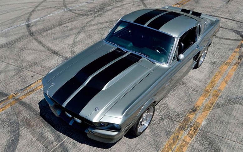 1967 Mustang GT500 Eleanor (Price Tag: $1 Million)