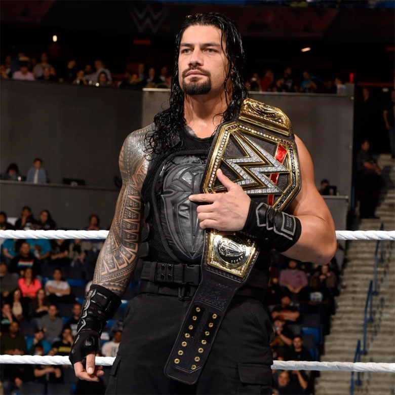 Roman Reigns Wrestling Career
