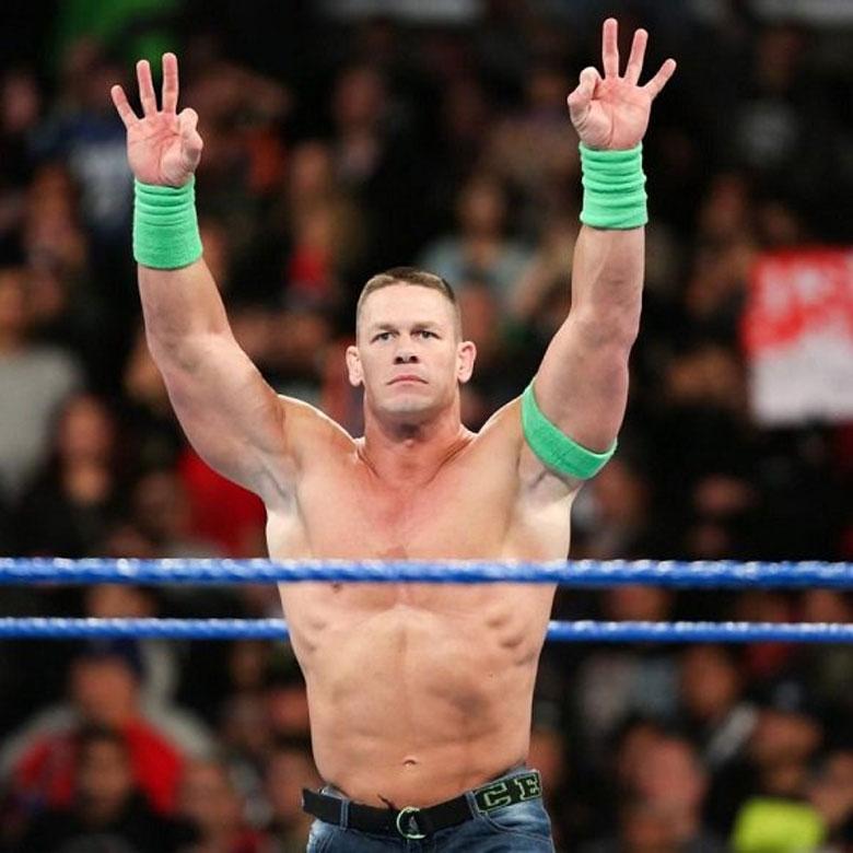 John Cena Net worth and Salary