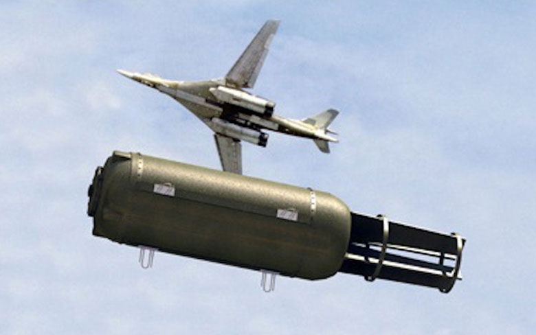 ATP (Aviation ThermoBaric Bomb Of Increased Power)