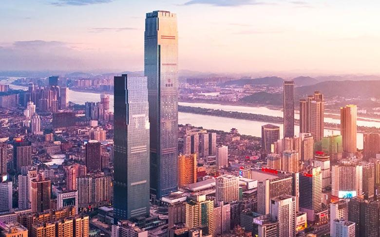 Changsha IFS Tower T1
