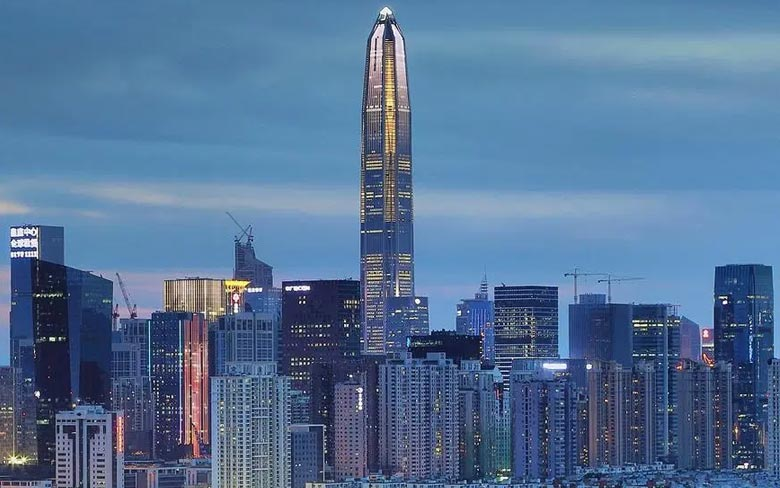 Pang An International Finance Centre