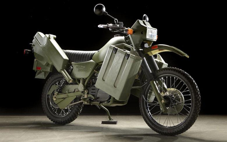 Harley Davidson MT500